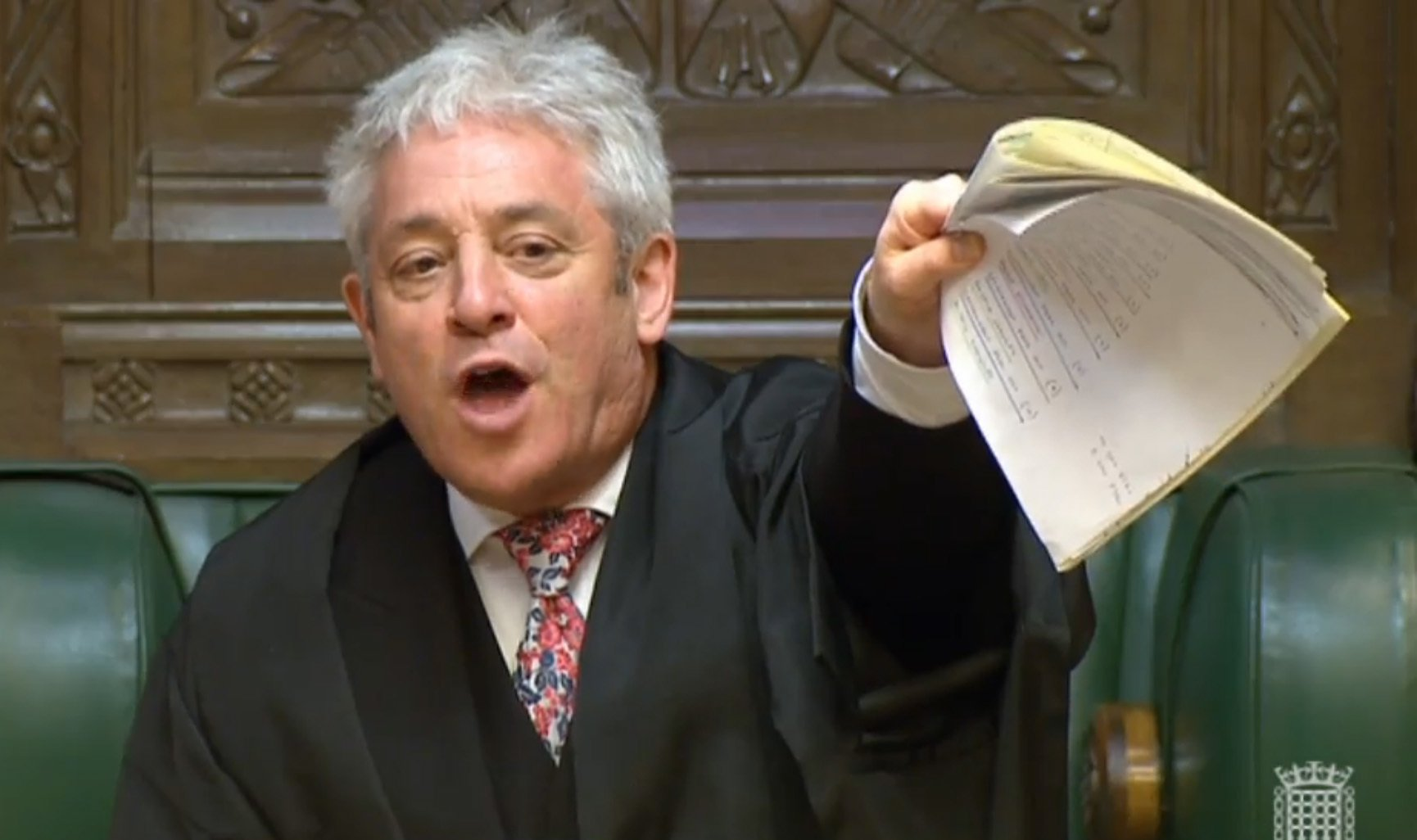 Commons Speaker John Bercow told to quit over bullying claims